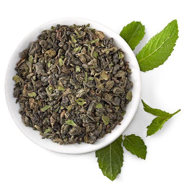 Gunpowder Green Tea 02