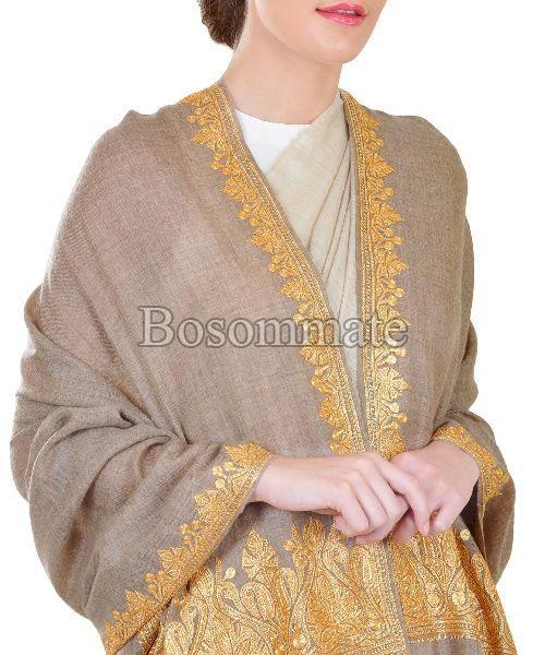 Ladies Embroidered Pashmina Wraps