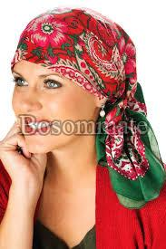 Ladies Head Scarves