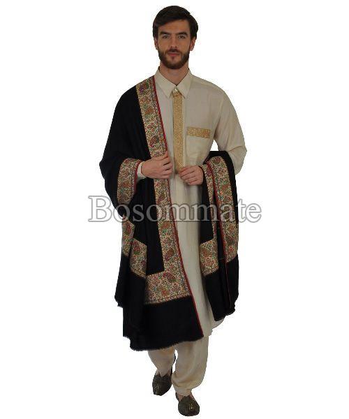 Mens Pure Pashmina Shawls