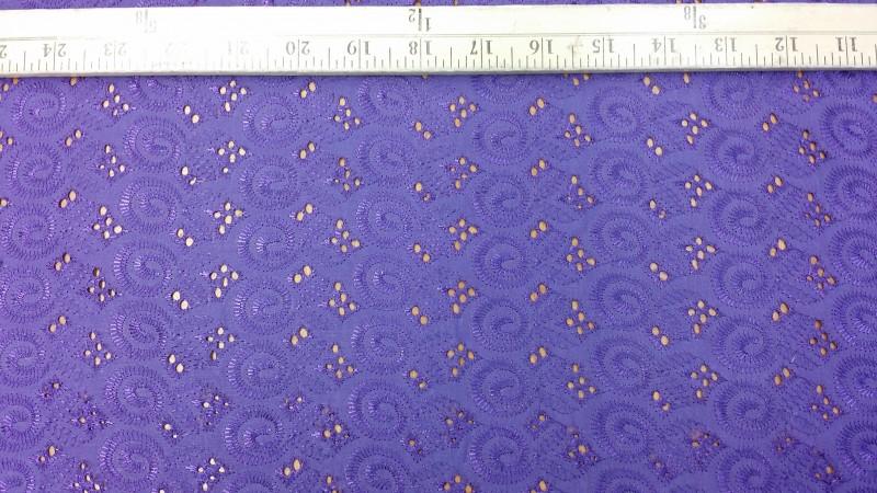 Nylon Eyelet Fabric