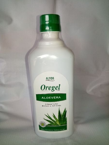 Oregel Pure Aloevera 01