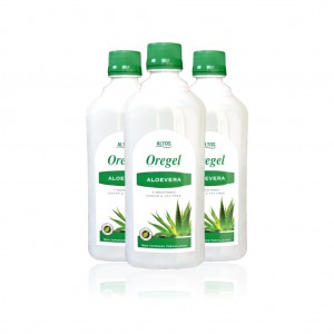 Oregel Pure Aloevera 02