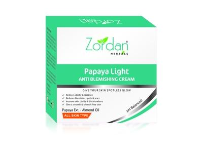 Papaya Light Anti Blemishing Cream