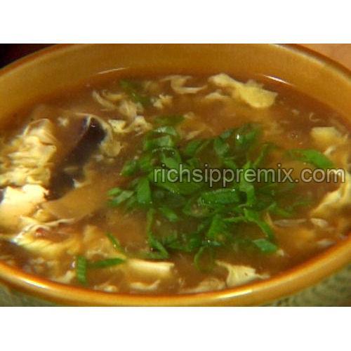 Instant Hot and Sour Soup Premix
