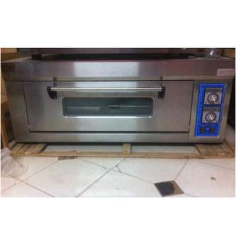 Pizza Oven 01