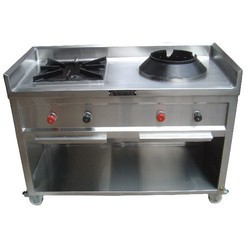 Standing Style Commercial Burner Bhatti 03