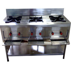 Standing Style Commercial Burner Bhatti 04