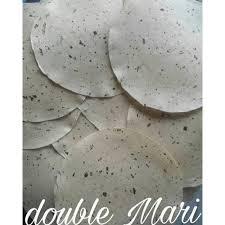 Double Mari Papad