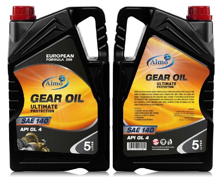 Almo Gear Oil