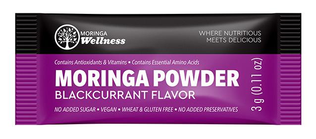 Flavoured Moringa Powder