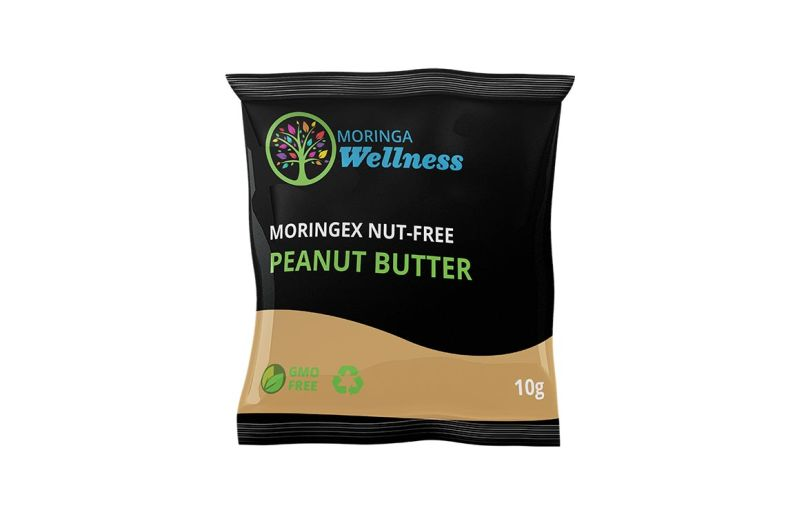 Nut Free Peanut Butter Sachet