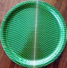 Colour Paper Plate 01
