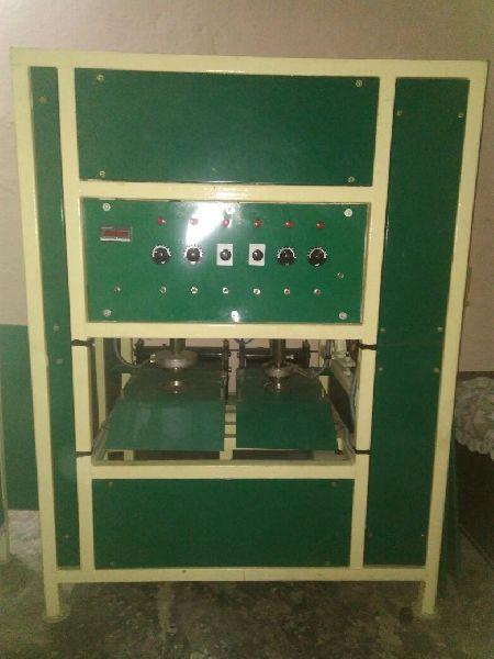 Paper Plate & Dona Making Machine