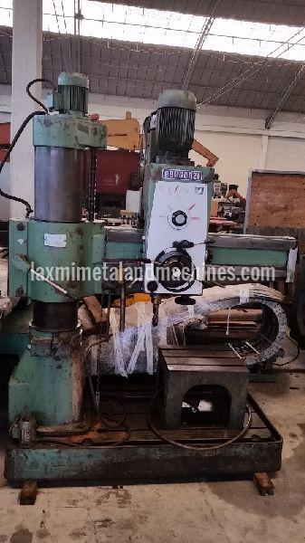 Bergonzi Radial Drilling Machine 01