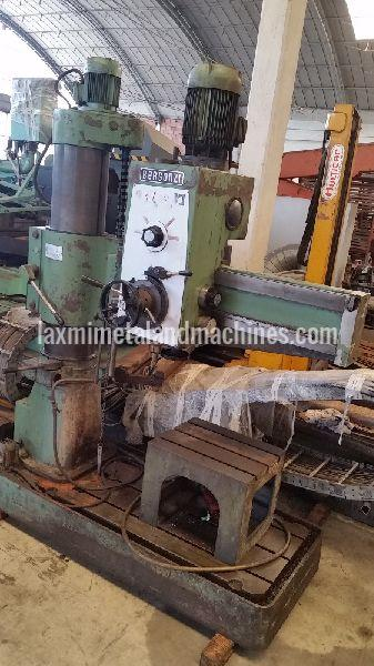 Bergonzi Radial Drilling Machine 02