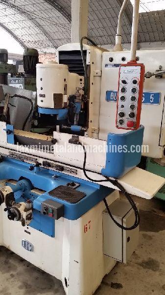 Blohm-VFS5 Surface Grinding Machine 01