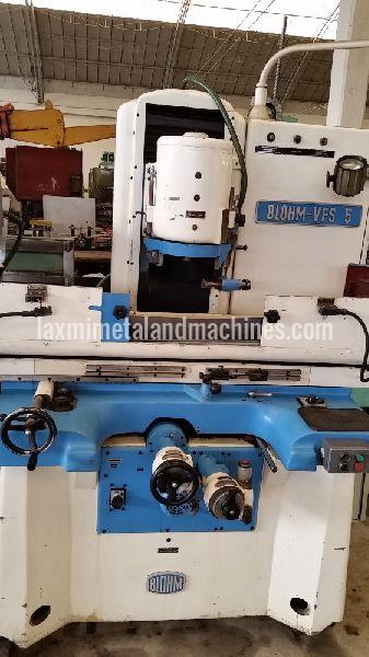 Blohm-VFS5 Surface Grinding Machine 03