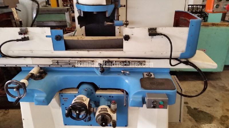 Blohm-VFS5 Surface Grinding Machine 04