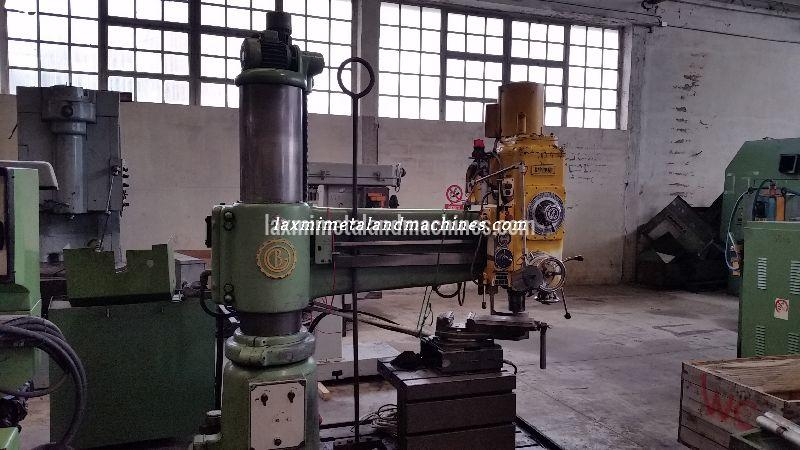 Breda Radial Drilling Machine 01