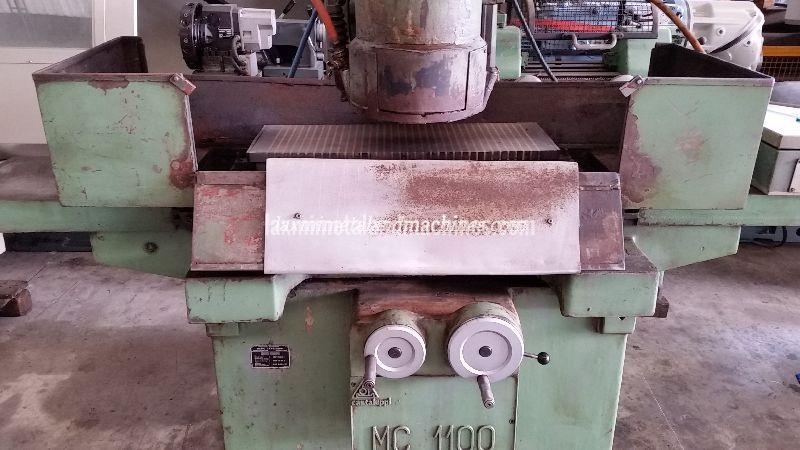 Cantaluppi Rotary Surface Grinder 02