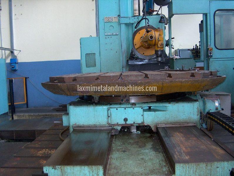 Ceruti Cermatic CNC Floor Boring Machine 03