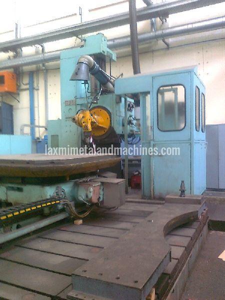 Ceruti Cermatic CNC Floor Boring Machine 05