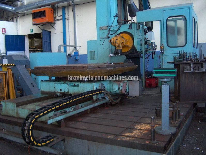 Ceruti Cermatic CNC Floor Boring Machine 06