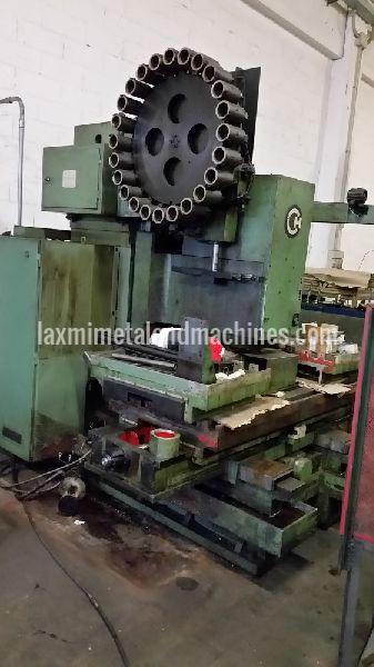 Chen HO- MCV 1360 Vertical Machine Center 03