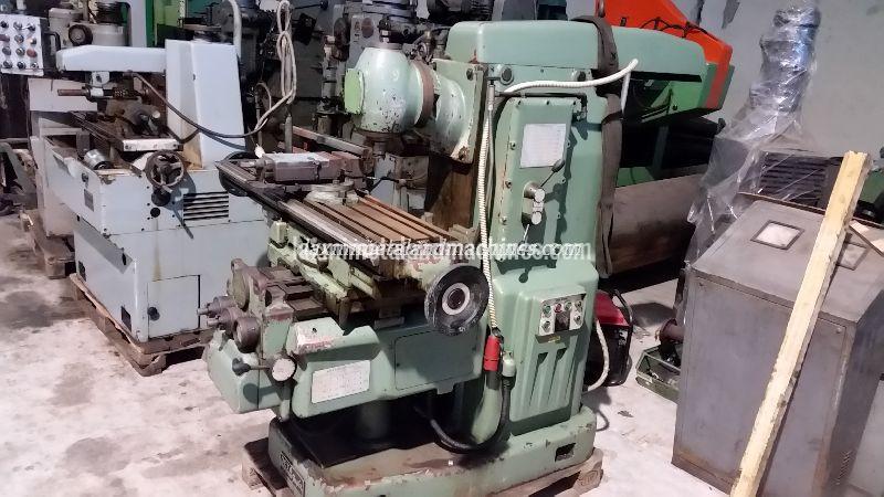 Delta Simplex -3 Universal Milling Machine 01
