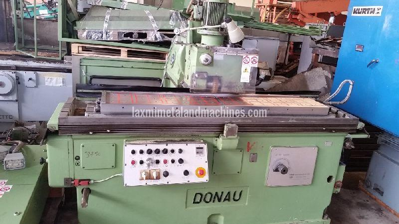 Donau Rack Cutting & Milling Machine 01