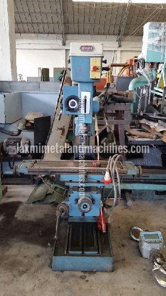 Drill Vertical Milling & Drilling Machine 01