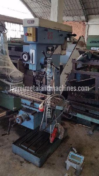 Drill Vertical Milling & Drilling Machine 02