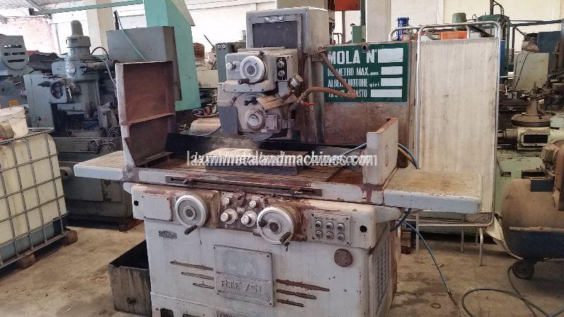 Favretto RTF75L Surface Grinder 01