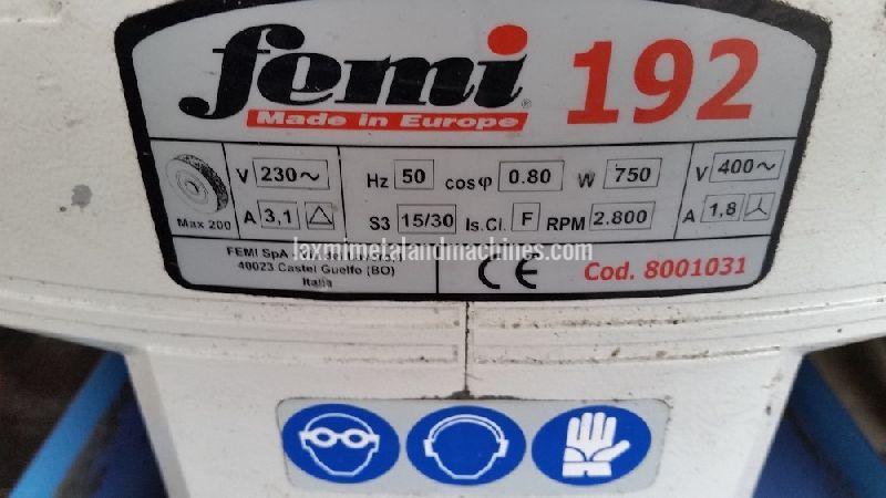 FEMI 192 Bench Grinder 02