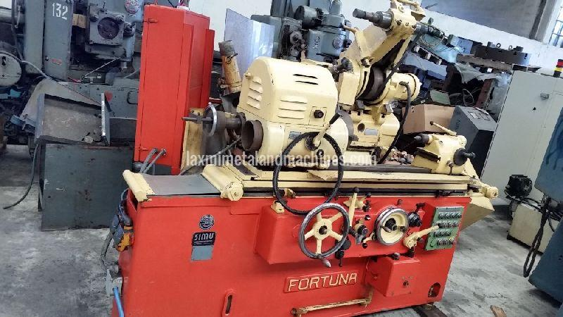 Fortuna Cylindrical Grinding Machine 01