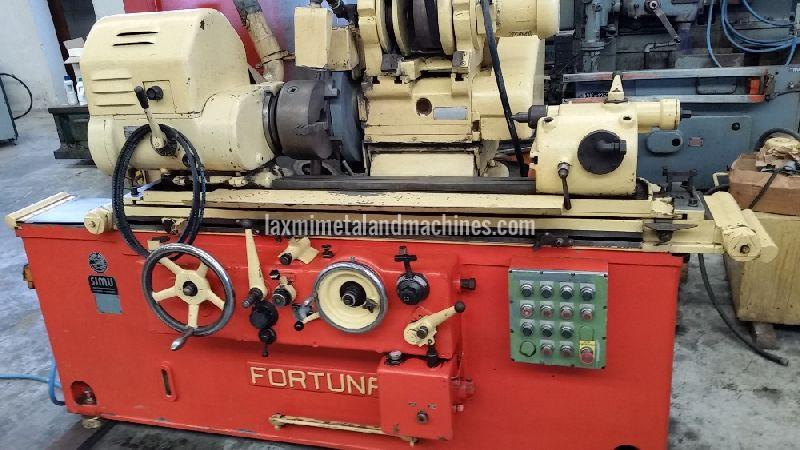 Fortuna Cylindrical Grinding Machine 02