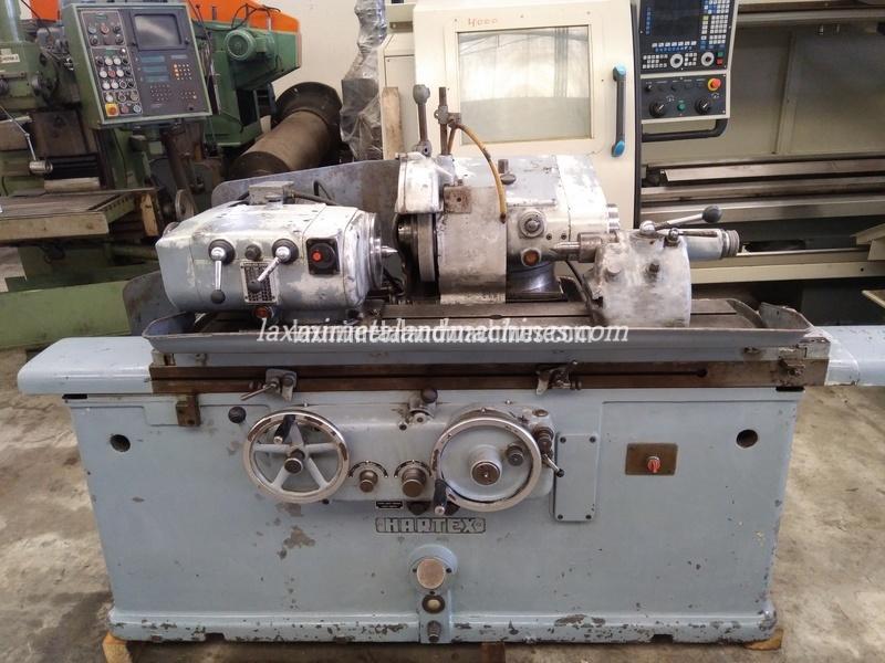 Used Hartex Cylindrical Grinder