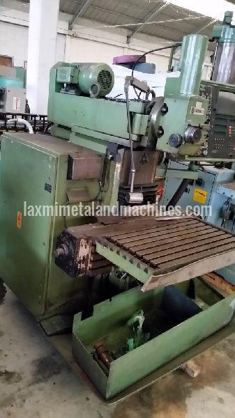 Hermle Uwf CNC Milling Machine 01