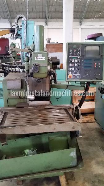 Hermle Uwf CNC Milling Machine 02