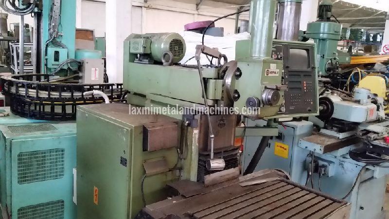 Hermle Uwf CNC Milling Machine 03