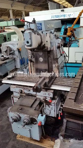 Induma Universal Milling Machine 02