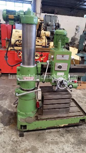 International Radial Drilling Machine 02