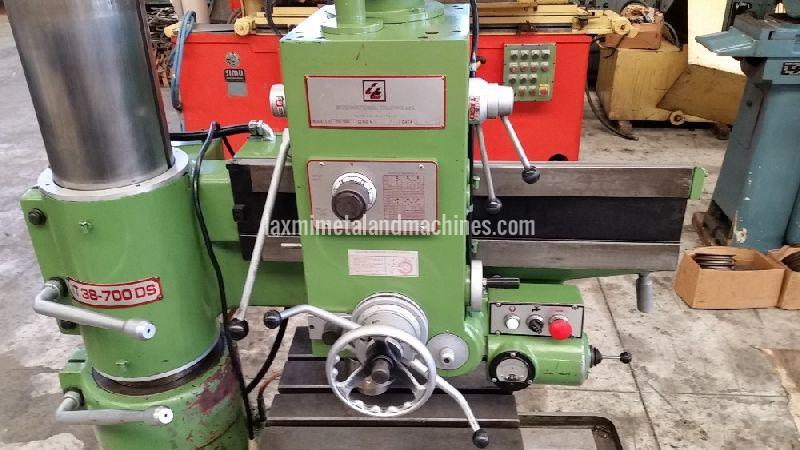 International Radial Drilling Machine 03