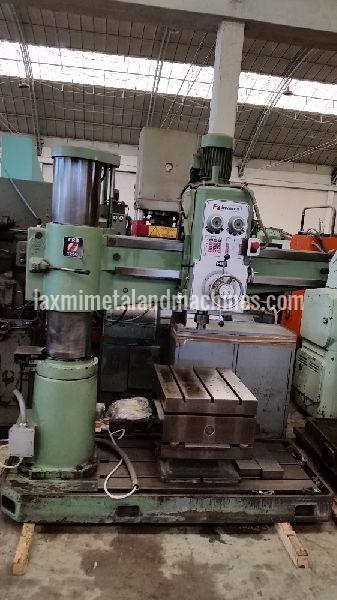 Invema Radial Drilling Machine 02