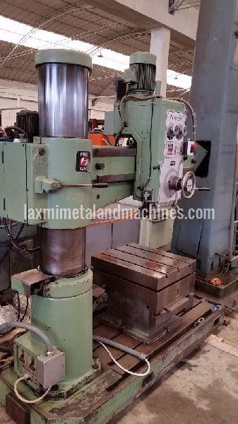 Invema Radial Drilling Machine 06