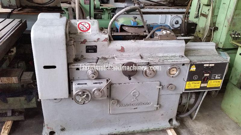Klingelnberg AGW 3OA.Gear Hob Sharpening Machine 02