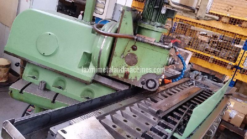 Knapp Rack Cutting & Milling Machine 01