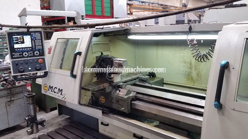 Used MCM CNC Lathe Machine