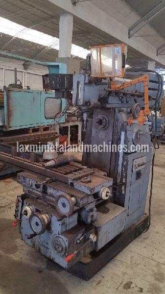 Misal Universal Milling Machine 02